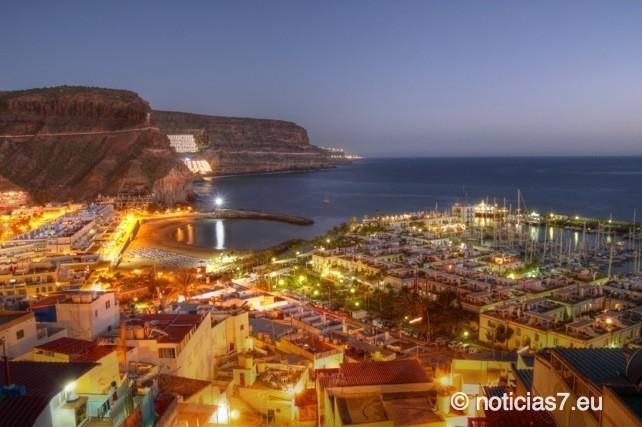 Foto aus dem Archiv - Puerto de Mogan, Gran Canaria