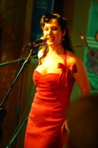 Sängerin der Tihuya Cats