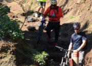 Biker auf La Palma
