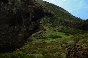 Finca Guergues - Namensgeberin für die Gratwanderung