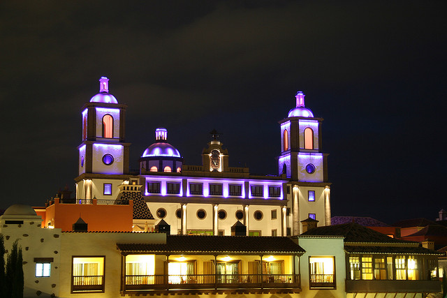 Foto von oGazZo - flickr - Hotel in Meloneras