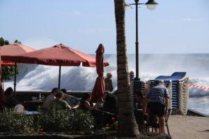 Strandlokale in Tazacorte