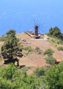 Alte Gofiomühle in Las Tricias