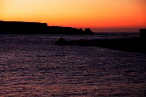 Abendstimmung an der Punta de Teno