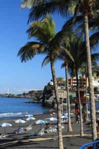 Palmenstrand Puerto Naos