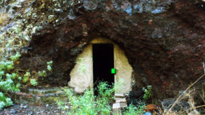 Tunneleingang - Licht am Ende des 2. Tunnels