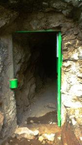 Ausgang zweiter Tunnel