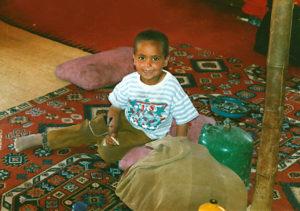 Seit Jahrzehnten leben die Sahrauis nun schon in prvisorischen Unterkünften