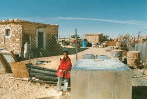 Die Sahrauis sind auf die Hilfe von aussen angewiesen