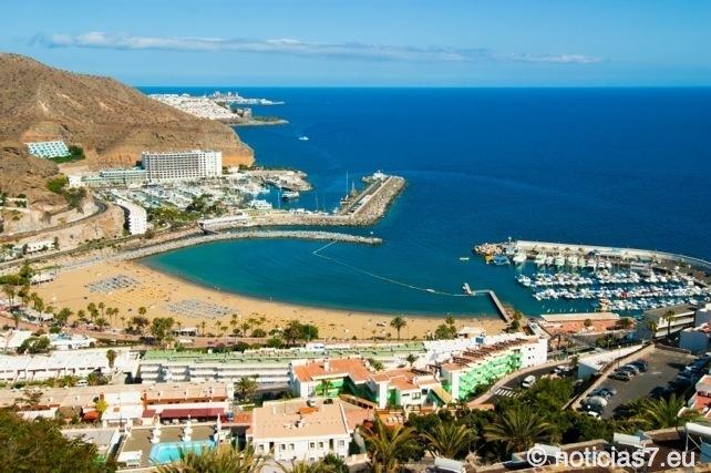 Puerto Rico auf Gran Canaria