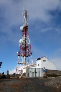 Antennen auf dem Großen Gala