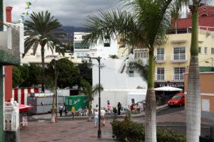 Dorfmitte von Alcalá