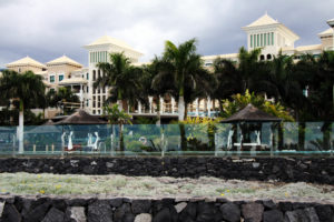 Luxushotel mit Schwimming Pool