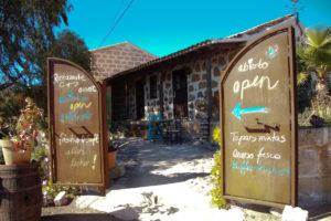 Einkehrmöglichkeit auf dem Rückweg im El Refugio