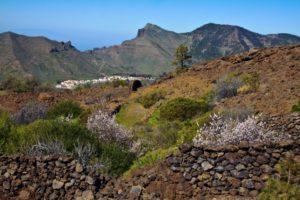 Blick auf Santiago del Teide