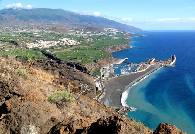 Den sensationellen Ausblick über die Insel werden die Läufer sicher nicht wahrnehmen