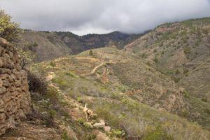 Gratwanderung zum El Cantador