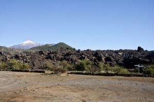 Wanderparkplatz über Valle Arriba
