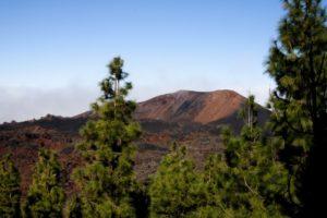 Der Vulkan Chinyero