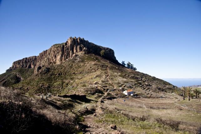 die Fortaleza von Chipude