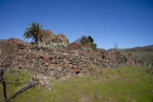 Ruinen von El Magro