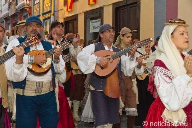 Fiesta auf La Palma