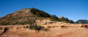über die Hochebene zu den Cuevas Blancas
