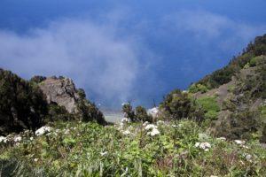 steil hinab nach Sabinosa