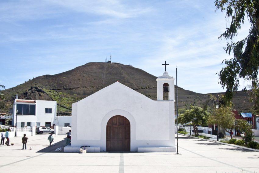 Kirche in San Andrés