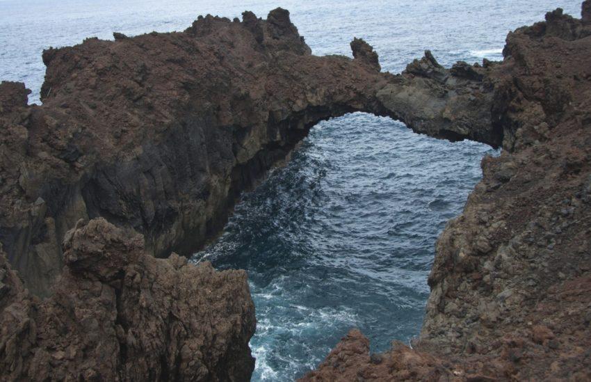 Arco de la Tosca - das größte Felstor der Insel