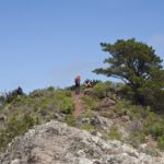 Gipfel - Pico del Cuervo
