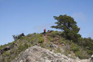 Der Gipfel - Pico del Cuervo