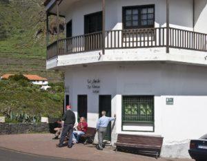 Ausgangsort - Dorfmitte - Kulturzentrum