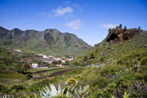 Blick auf El Palmar