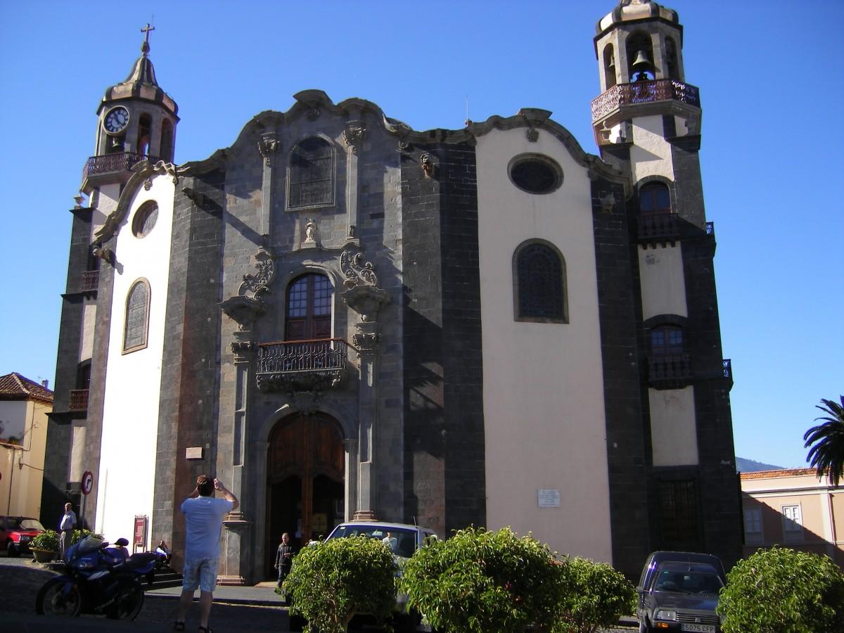 Kirche orotava