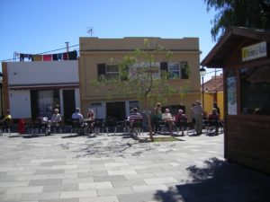 Marktplatz Vilaflor