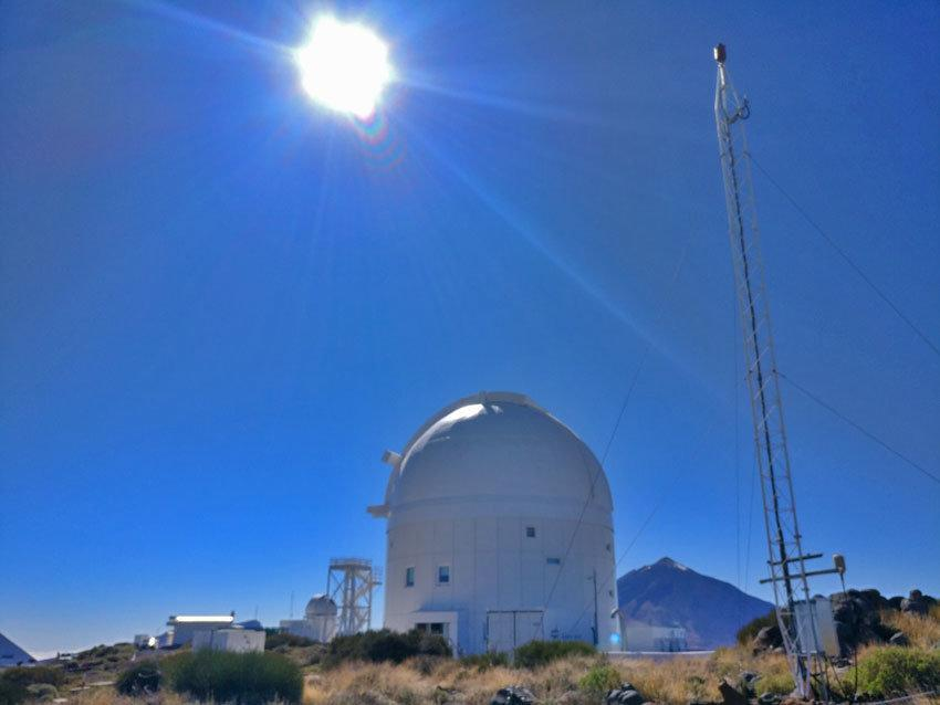 Sternwarte-Teide