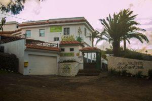 Las Hayas - Casa Efigenia - Anfangs- und Endpunkt unserer Wanderung