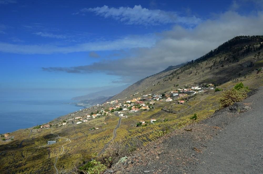 Landschaft von La Palma