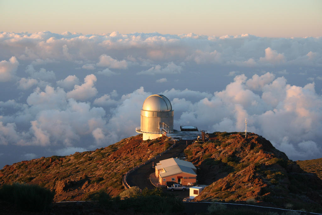 Observatorio La Palma