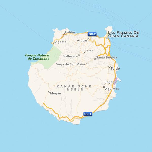Investition Bau Von Drei Hotels Und Einem Freizeitpark Auf Gran Canaria