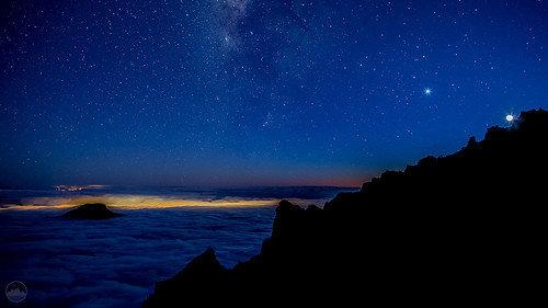 La Palma in die Sterne