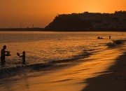 Baden in Fuerteventura