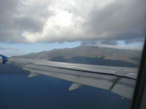 La Palma Anflug