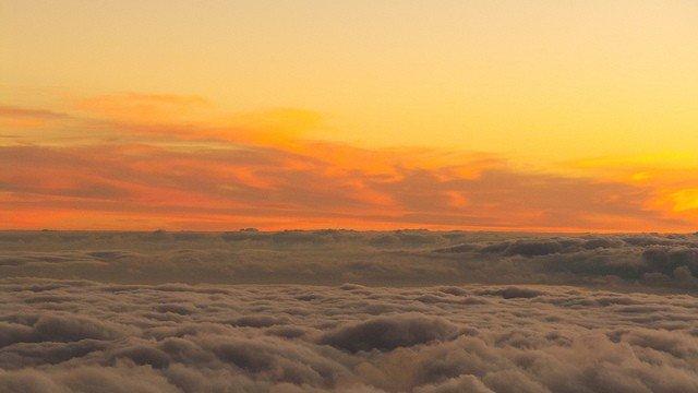 Ozean der Wolken, Gran Canaria