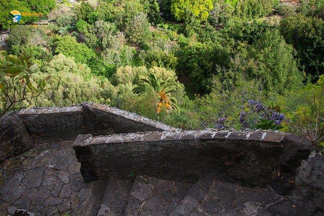 Botanischer Garten Gran Canaria, Tafira