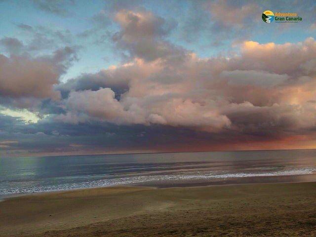 Strand von Playa del Inglés