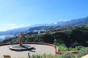 Große Caldera im Hintergrund-Kleine Caldereta im Vordergrund
