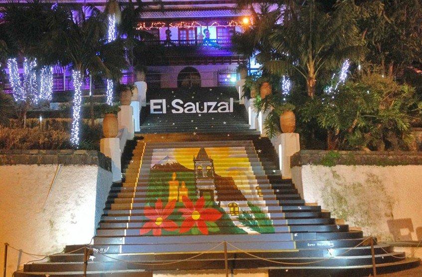 Rathausplatz El Sauzal