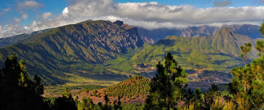 Nationalpark la Palma